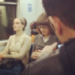 Faces on the Tube